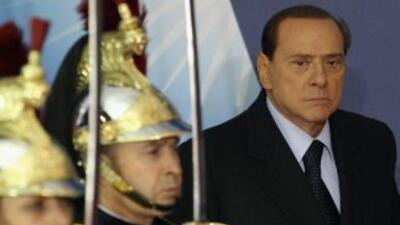 El Primer Ministro italiano, Silvio Berlusconi, se encuentra en la mira...
