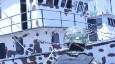 La Marina de México decomisó seis buques en Mazatlán ligados al narcotrá...