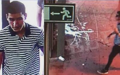 Policía abatió a un sospechoso del ataque en Barcelona, que llevaba un c...
