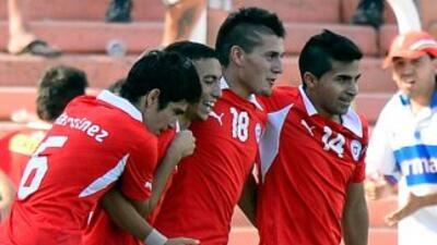 Chile clasificó al hexagonal final del Sudamericano Sub-20 que otorga cu...