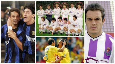 ¿Y si Cuauh hubiera...? Para Bam-Bam, Blanco estaba al nivel de Ronaldo y Baggio