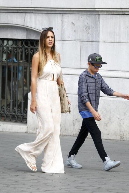 Shannon de Lima y Marc Anthony