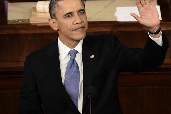 """Según Obama, con la crisis superada, ahora la """"tarea pendiente"""" es """"aseg..."""