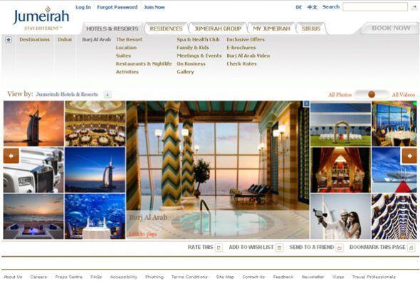 Todas sus habitaciones son suites; sin embargo, la Royal Suite es la más...