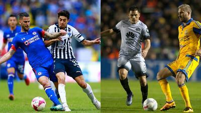 Así se jugarían los cuartos de final si hoy terminara el Apertura 2018