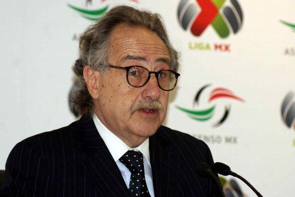 Con el cambio a Liga MX de hace unos años Decio de María apostó por el e...