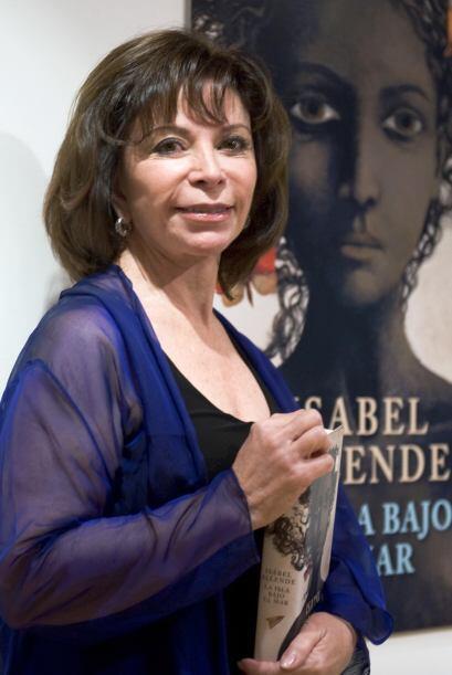 'La Casa de los Espíritus' fue la novela con que Isabel All...