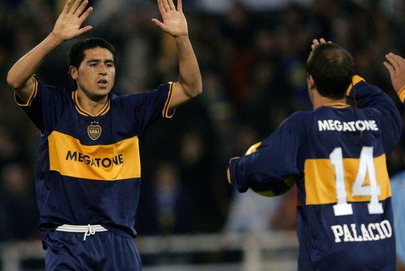 Por si esto fuera poco el club argentino le ganó el duelo de la Copa Int...