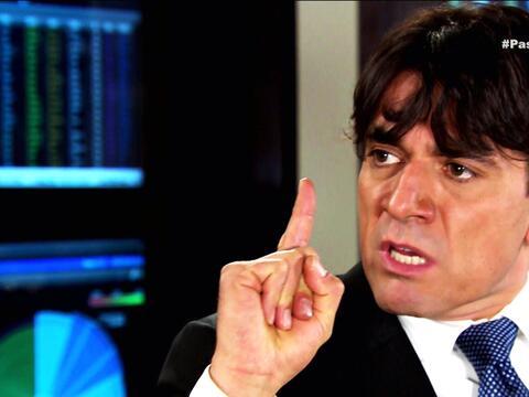 ¡Arturo desató su furia contra Erick!