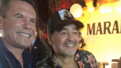 """Dura confesión de Maradona y Julio César Chávez: """"Las drogas impidieron que fuéramos mejores"""""""