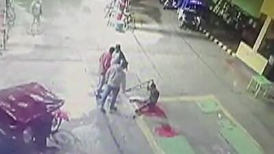 Hombre discapacitado sufre brutal golpiza por una lamentable confusión