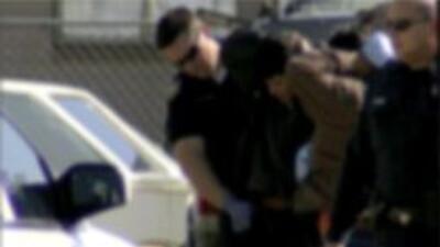 Inmigrantes arrestados en Arizona
