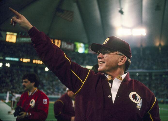 Recuerdo Super Bowl XXVI: Washington Redskins - Buffalo Bills