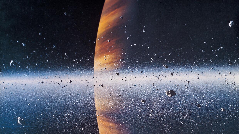 Planetas se alinean
