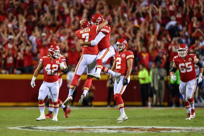 En fotos: ¡Todo listo para los playoffs de la NFL! chiefs.jpg