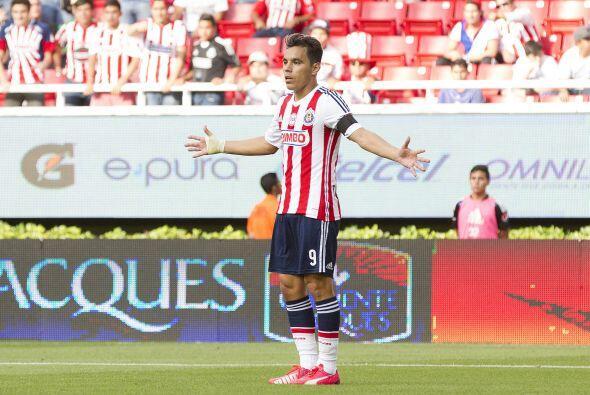 Si bien Chivas no le gana al Atlas desde el Apertura 2012 y perdió en su...