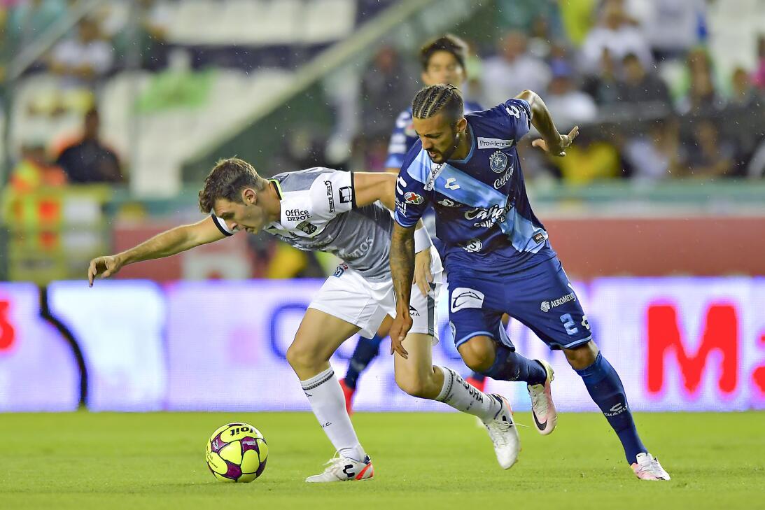 León vuelve a ganar y se acerca a la Liguilla Mauro Boselli Leon y Rober...