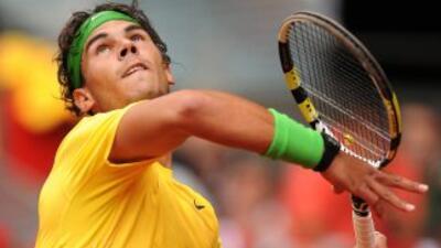 El más clásico duelo del tenis actual, el del español Rafael Nadal y el...