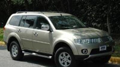 Mitsubishi Montero Sport 2010