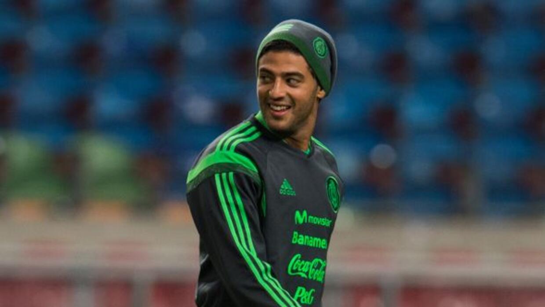 Las miradas de la afición mexicana estarán sobre el delantero de la Real...