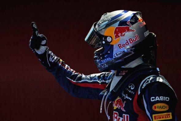 El campeón de la Fórmula 1 regresará con el resto de los pilotos el próx...