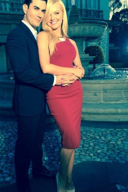 David es el chofer más sensual de las telenovelas y junto a Marjorie se...