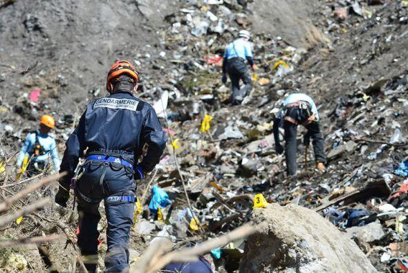 El Ministerio del Interior francés ha revelado imágenes del rescate de l...