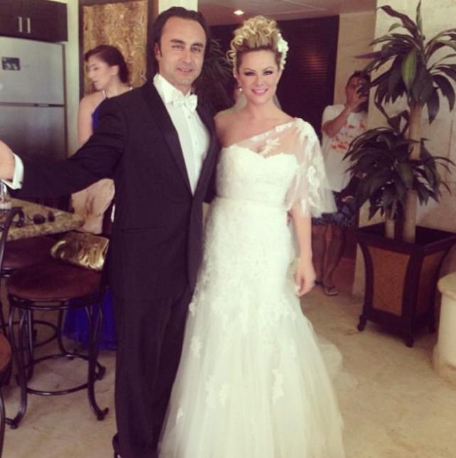 Tere Marín boda