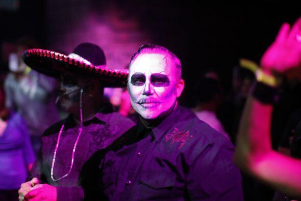 Desde México en donde los típicos 'charros' también...