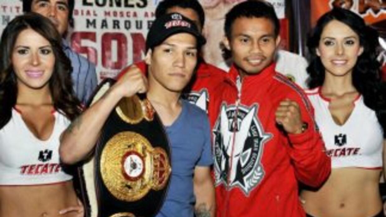 Mayol no peleará con Márquez por el título mundial mosca de la AMB (Foto...