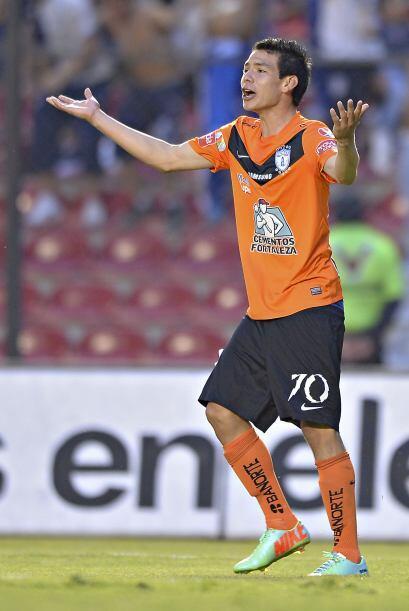 Jugó los 180 minutos de los cuartos de final, dio una asistencia de gol...