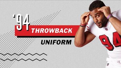 Los San Francisco 49ers reviven el uniforme con el que fueron campeones en 1994