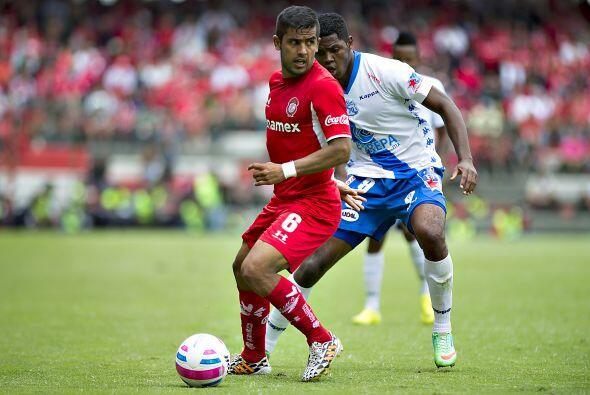 Miguel Ponce regresa a las Chivas tras su buen paso por el Toluca.