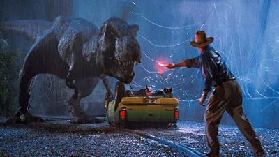 Jurassic Park is returning to theaters