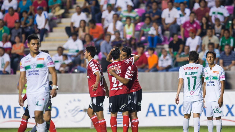 Osorio y Moreno marcaron para Xolos.