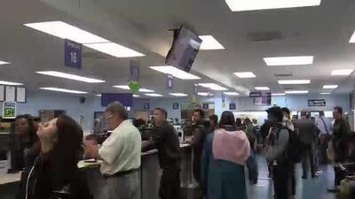 DMV busca ahorrar tiempo en trámites de licencias llenando la solicitud en línea por anticipado
