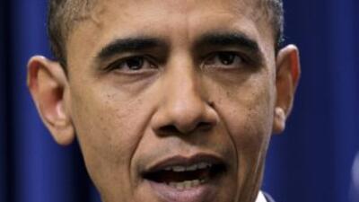 Barack Obama dijo que logró un acuerdo con los republicanos respecto al...