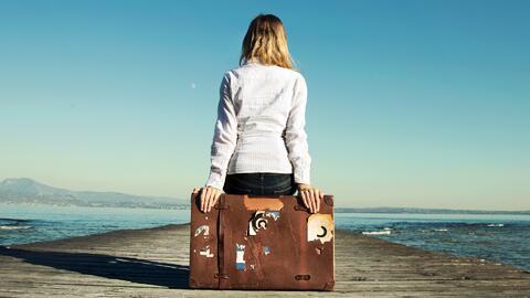 ¿Es válido tomar vacaciones en solitario aunque tengamos pareja?