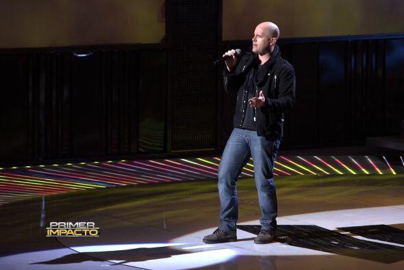 De Perú para el mundo llega el cantautor Gian Marco a los Latin Grammys
