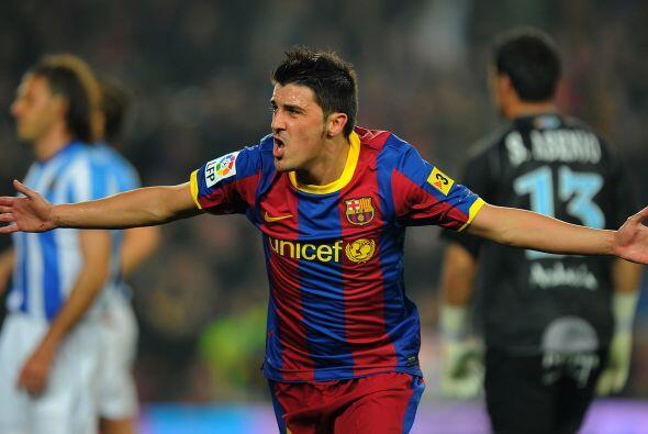 Villa puso cifras definitivas de 4-1, pero esa no era la única alegría d...