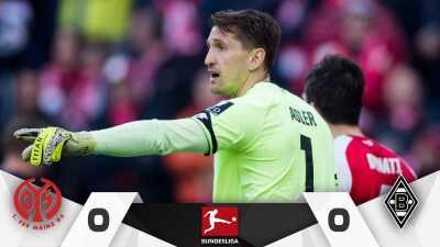 Los porteros evitaron que el 0-0 se rompiera entre el Mainz y el Mönchengladbach