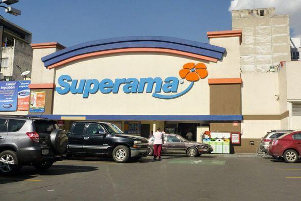 11. SUPERAMA. Esta línea de tiendas de autoservicio mexicana es v...