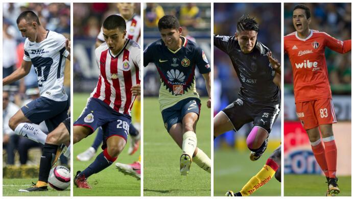 'Ya agarró la onda': La Liga MX comenzó a sacar 'chamacos' 1.jpg