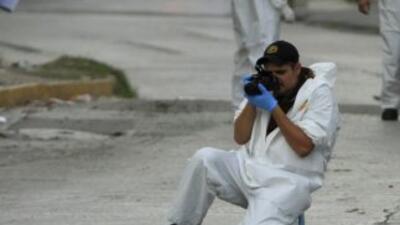 El gobierno mexicano prevé que los homicidios presuntamente vinculados c...