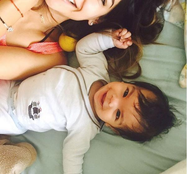 Matteo Marrero cumple dos años, ¡mira sus más tiernas fotos! Mateo%207.png