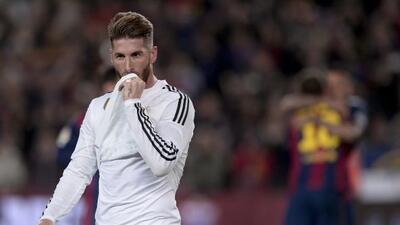 El defensor del Real Madrid lamentó la falta de contundencia que tuviero...