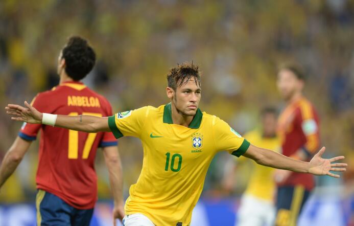 La edición de Brasil 2013 es la de mayor promedio de goles. Se marcaro u...
