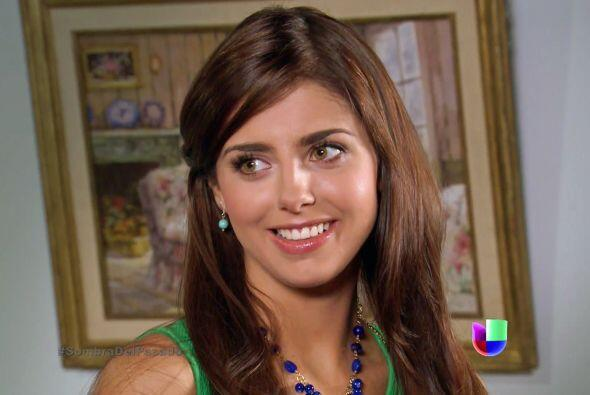 Michelle Renaud es la nueva Adela Noriega.