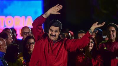 En fotos: La lista de funcionarios venezolanos sancionados por EEUU