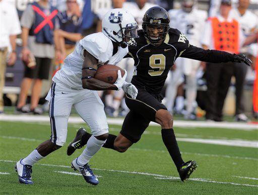 Kevin Johnson, CB, Wake Forest(AP-NFL)